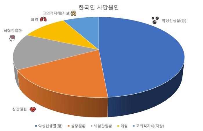 한국인의 주요 사망원인에 대한 이미지 검색결과